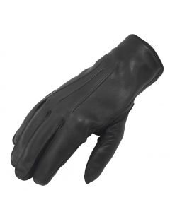 Men's Uniform Lined Leather Gloves