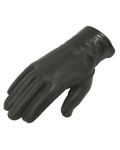 Women's Uniform Lined Leather Gloves