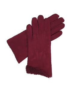 Fern - Sueded Sheepskin Gloves