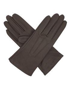 Mabel - Warm Lined Leather Gloves