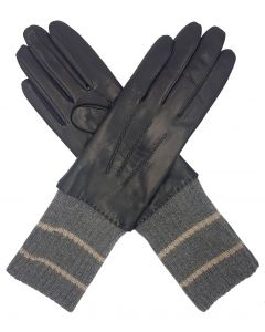 Marnie - Cashmere Lined Leather Gloves