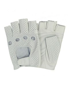 Men's Summer Leather Cycling Gloves