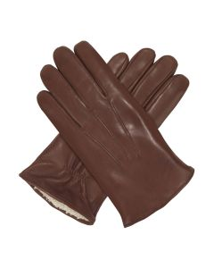 Stour - Shearling Lined Leather Gloves