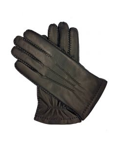 Trent - Hand Sewn Cashmere Lined Leather Gloves
