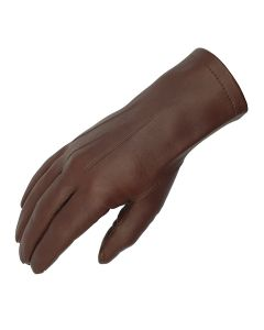 Unlined Uniform Leather Gloves