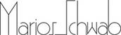 Marios Schwab Logo