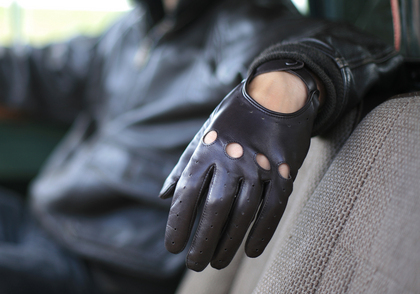 Cooper Driving Gloves