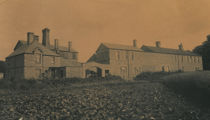 Stoke-sub-Hamdon Head Office Circa 1900