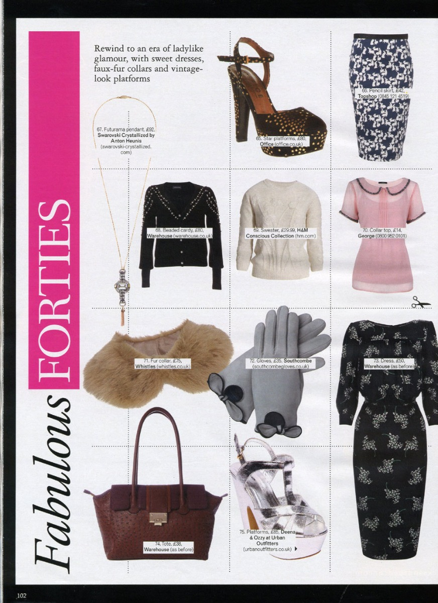 Grazia Press Coverage
