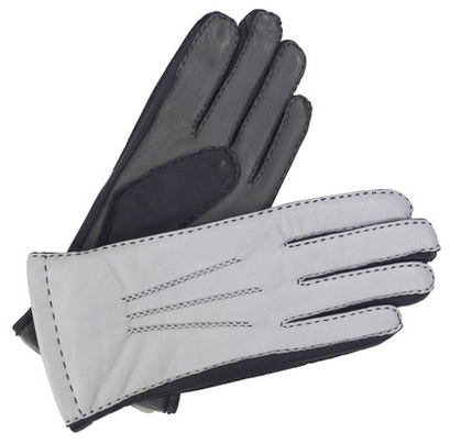 Alice Lined Leather Gloves